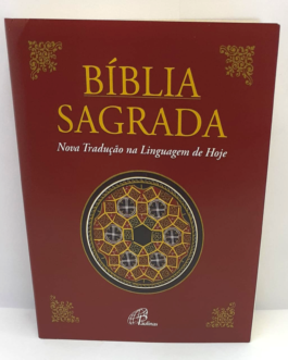 Bíblia Sagrada de bolso Nova Tradução na Linguagem de Hoje