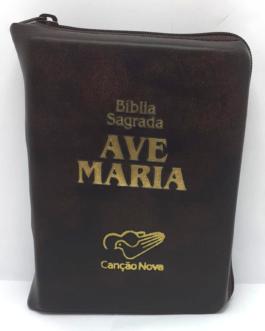 Bíblia Sagrada de bolso Ave Maria